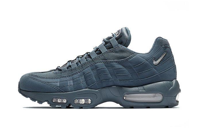Nike Air Max 95 Jewel Armoury Blue Left
