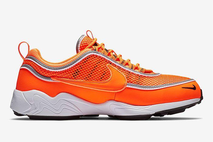Nike Air Spiridon Orange Sneaker Freaker4