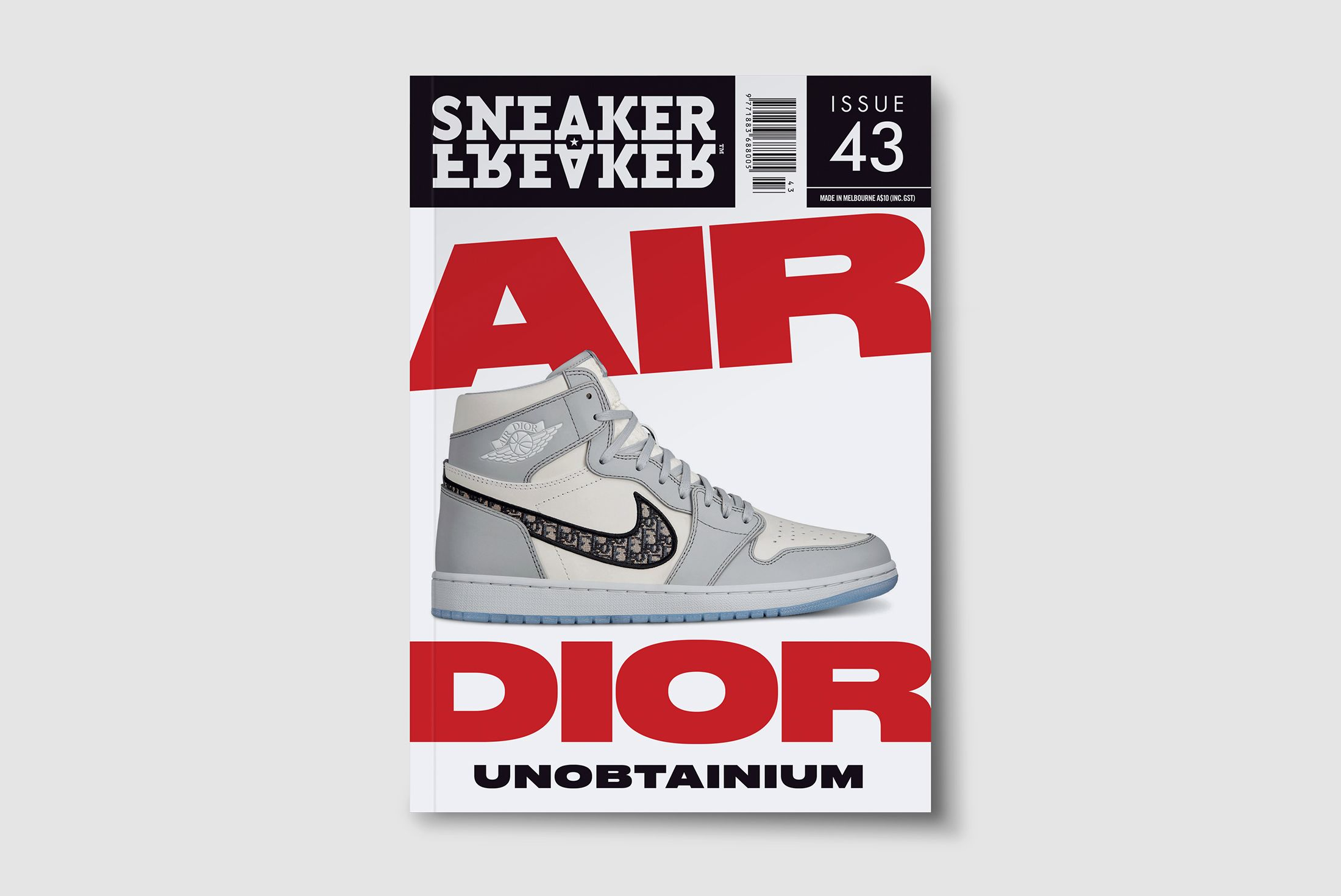 Sneaker Freaker Issue 41-Now