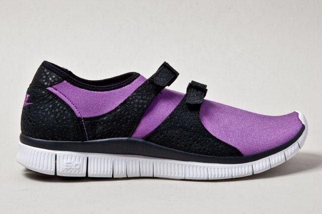 Nike Free Sockracer Pur 1 1