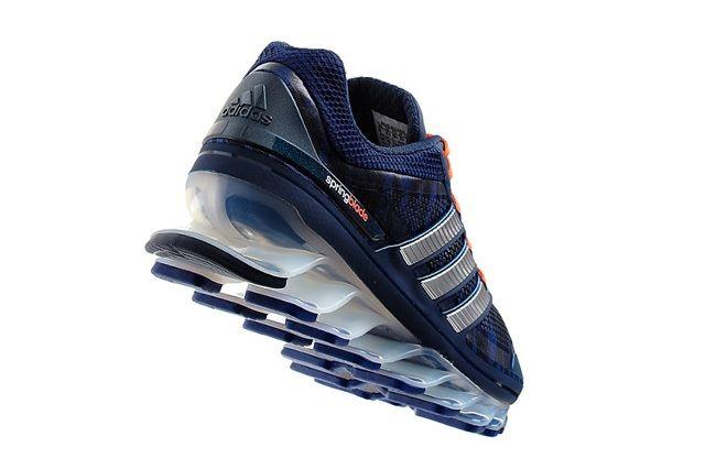 Adidas Springblade Heroink Metalsilver 6