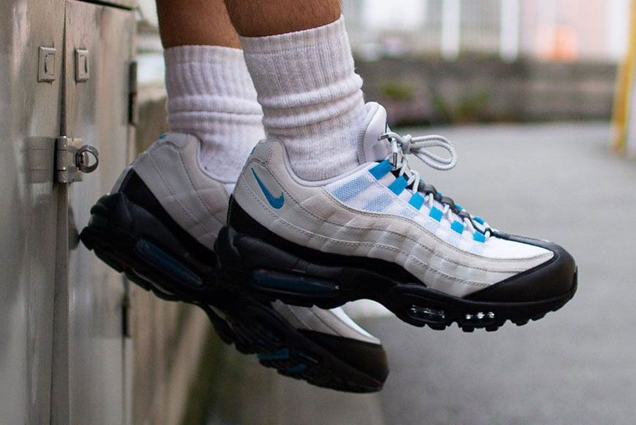 Nike Air Max 95 'Laser Blue'