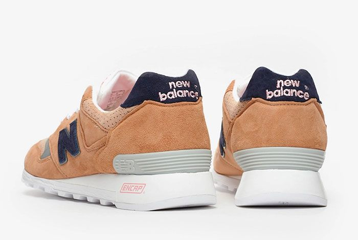 Sneakersnstuff New Balance 577 M577 Sks Rear Angle