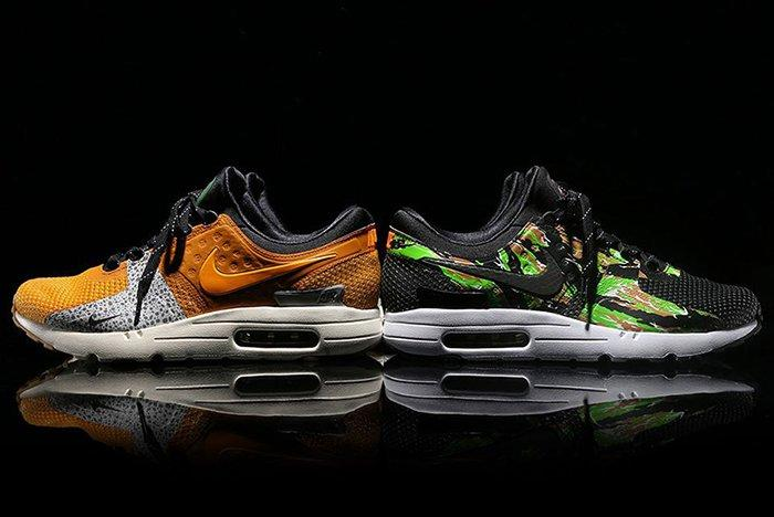 Atmos X Nikei D Air Max Zero Japan Exclusive Pack