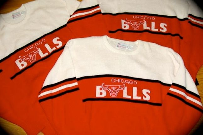 Chicago Balls Jersey 1