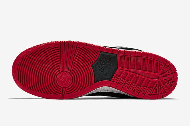 Nike Sb Dunk Low Black Cement4