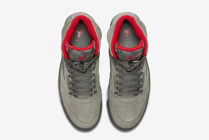 Air Jordan 5 Dark Stucco 3