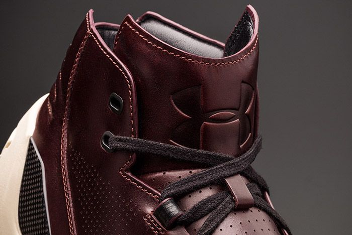 Under Armour Curry Lux Oxblood 11