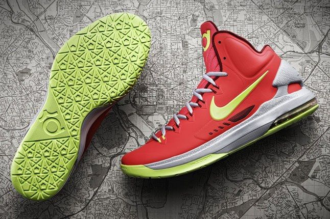 Kevin Durant Shoes 2012 1