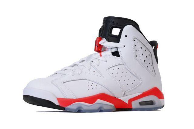 Air Jordan 6 Infrareds For The Whole Damn Family 1