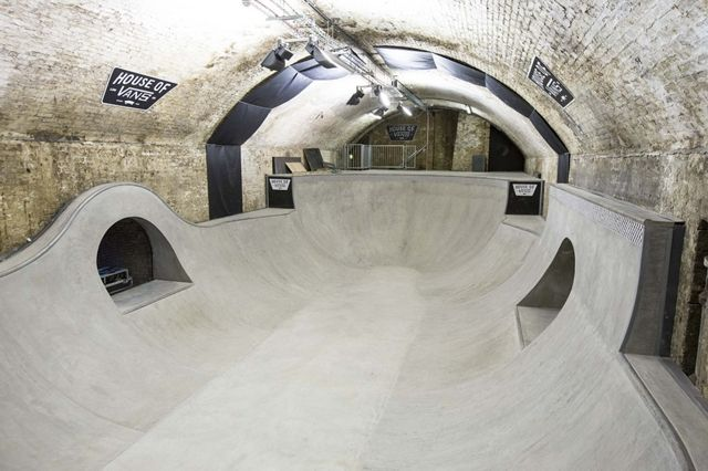 Look Inside The House Of Vans London 12