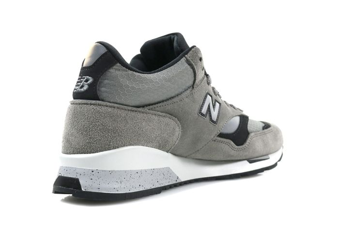 New Balance 1500 Mid Grey Grey 3
