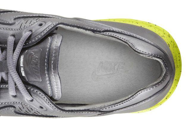Nike Lunarflow Grey Volt Detail 1