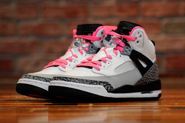Air Jordan Spizike Hyper Pink