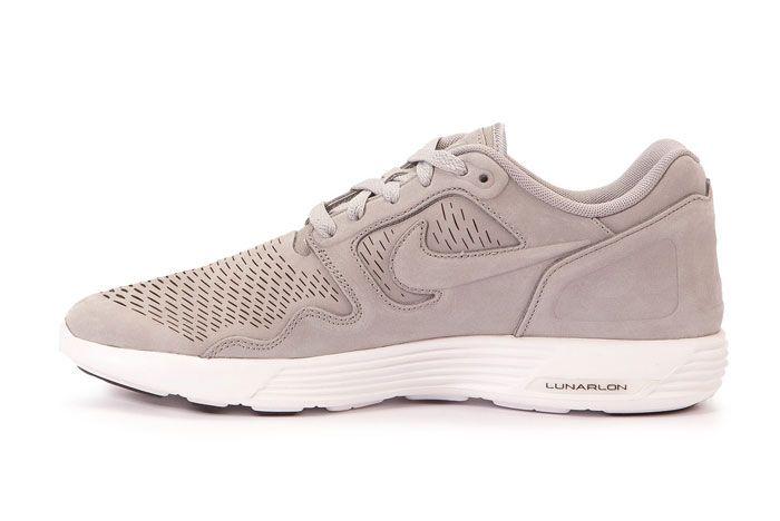 Nike Lunar Flow Laser Premium Medium Grey 1