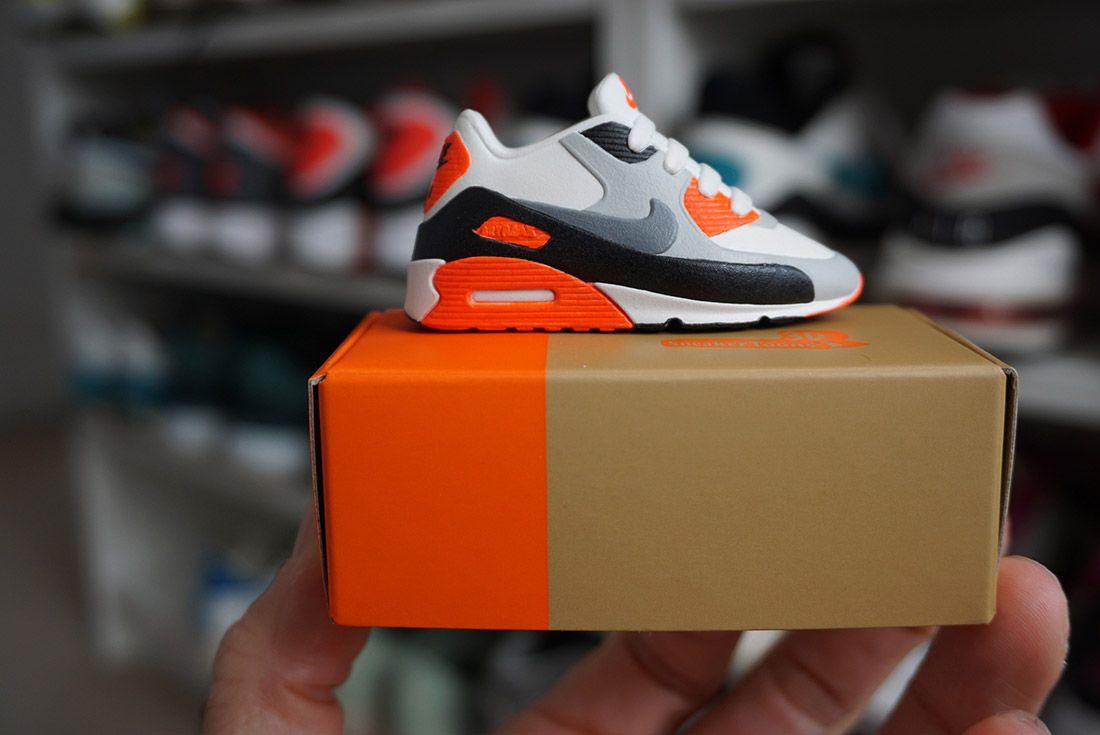 Sneaker Toons 3 D Art Max 90 Sneaker Freaker 4