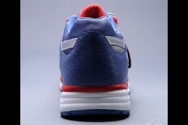 Marvel Captain America Reebok Ventilator 8 1