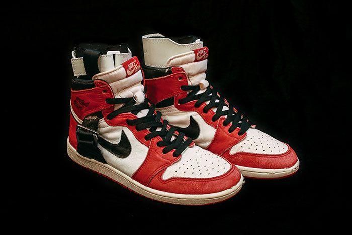 Sbtg Sabotage Rehab S O S Air Jordan 1 Up Close 14 Pair