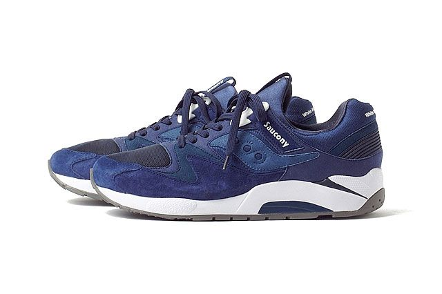 White Mountaineering X Saucony 2014 Fall Winter Grid 9000 2