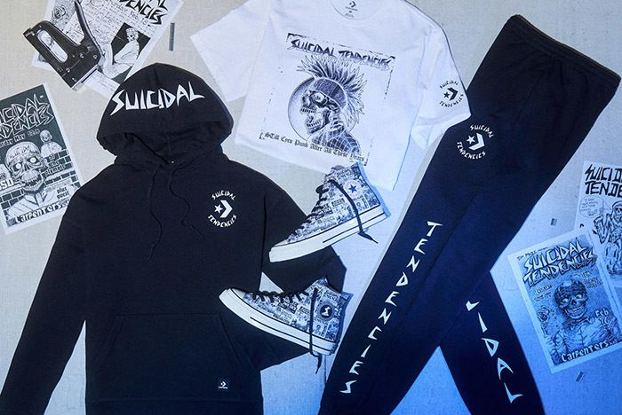 Converse Suicidal Tendencies 1