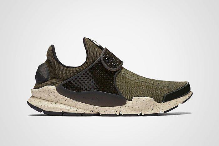 Nike Sock Dart Se Cargo Khaki Thumb