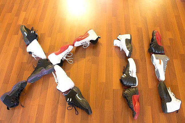 Ericka Female Air Jordan Collector 3 1