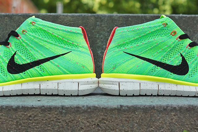 Nike Free Flyknit Chukka Qs Magista 1