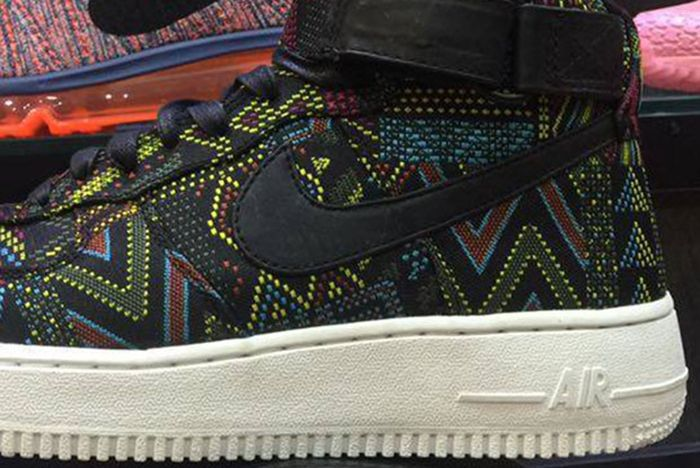 Nike Air Force 1 High Black History Month 20162
