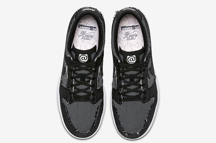Nike Sb Dunk Elite Medicom Release Sneaker Freaker 4