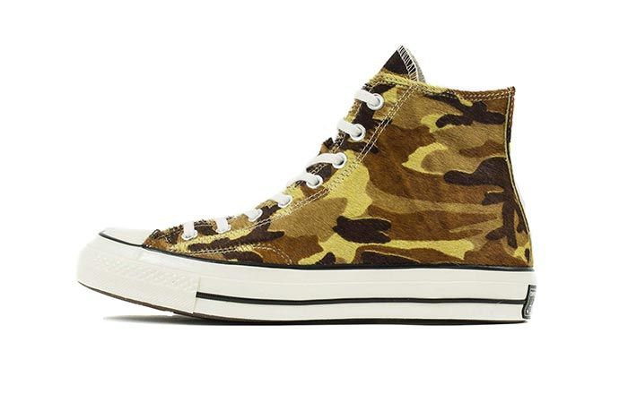 Converse Chuck 70 Pony Hair Pack Side Shot 2