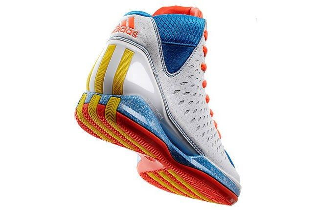 D Rose Shoes 1