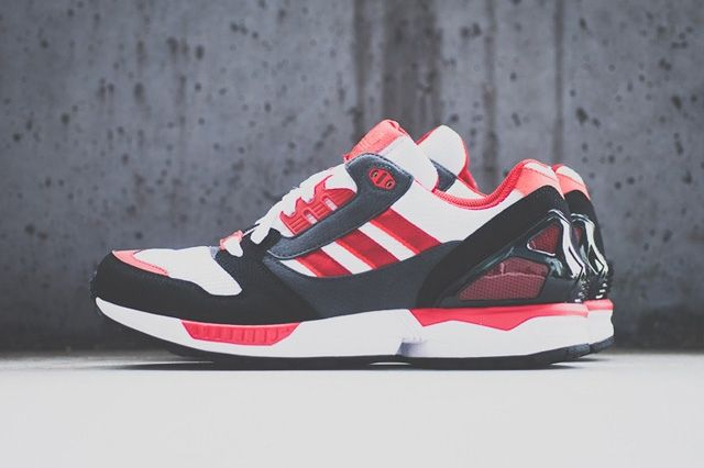 Adidas Zx 8000 Red White 7