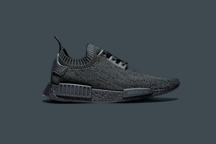Adidas Originals Nmd R1 Pk ' Pitch Black' A
