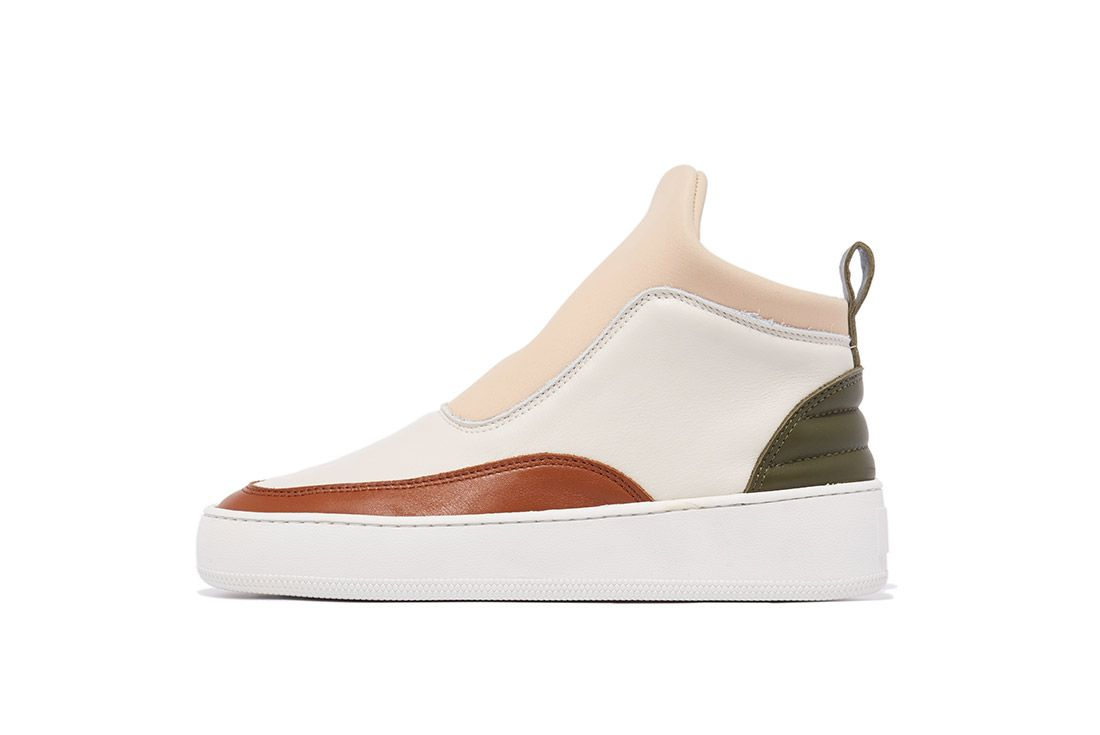 Filling Pieces High Avelanche Womens 8