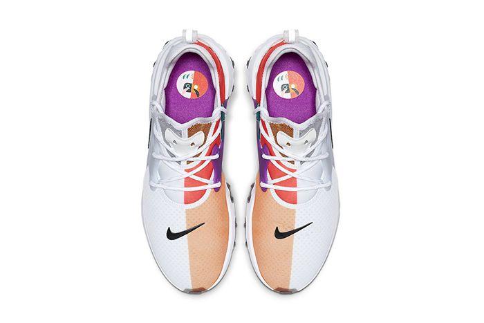 Beams Nike Presto React Dharma Cj8016 107 Release Date Top Down