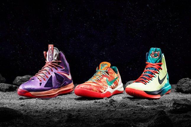 Nike Allstar Houston Extra Terrestrial Pack 12