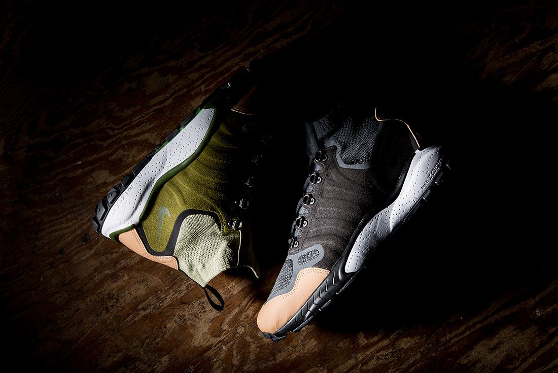 Nike Air Zoom Talaria Mid Flyknit 1