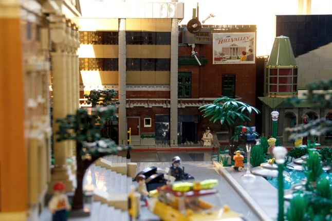 Back To The Future 2 Lego 12 1