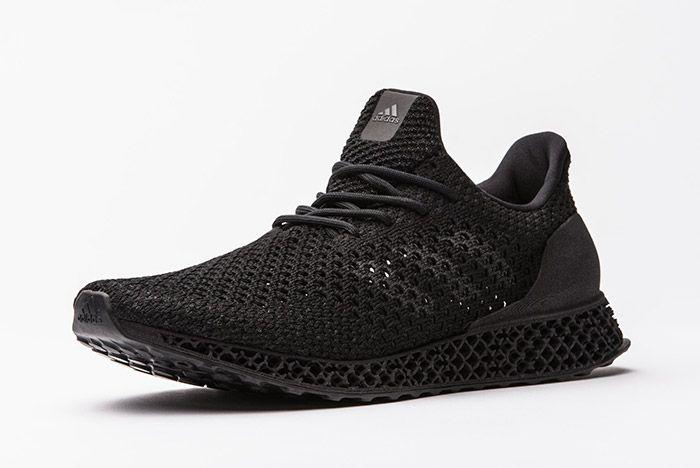 Adidas Futurecraft 3 D Black Public Release 4