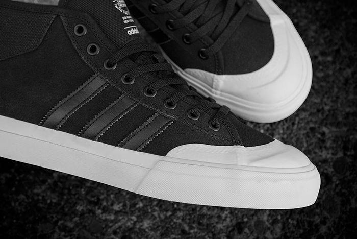 Adidas Skateboarding Introduces The Matchcourt4