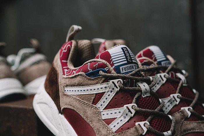 Karhu Fusion Mount Saana Sneaker Freaker Small