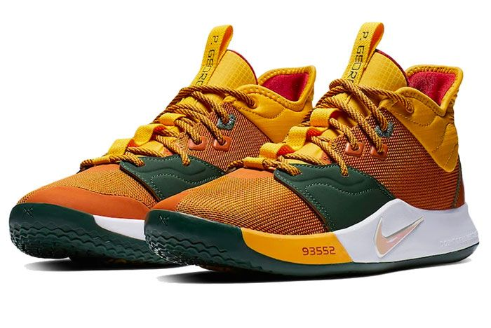Nike Paul George 3 Acg Release Date Front