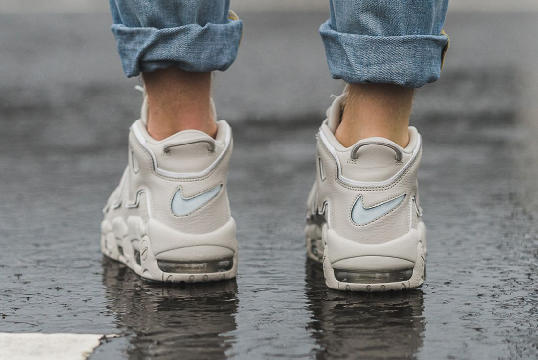 Nike Air More Uptempo Nude 2