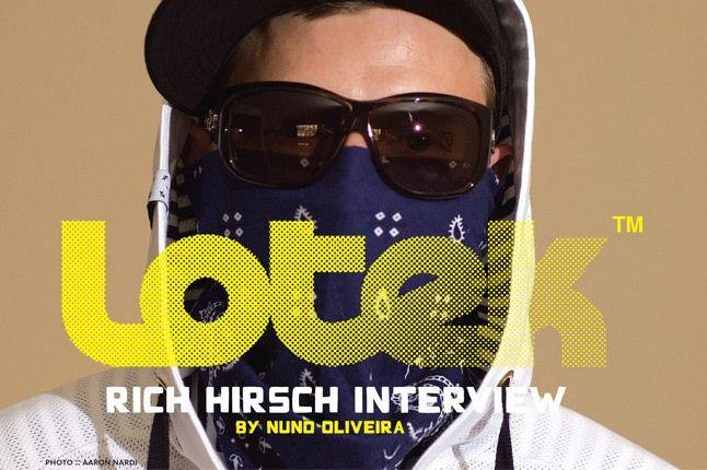 Lotek Rich Hirsch 8