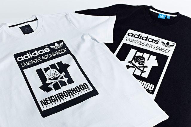 Neighborhood X Undftd X Adidas Consortium 8