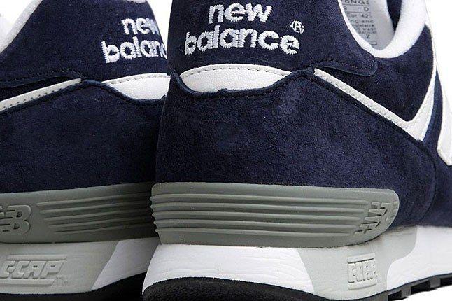 New Balance C Cap Heel 1