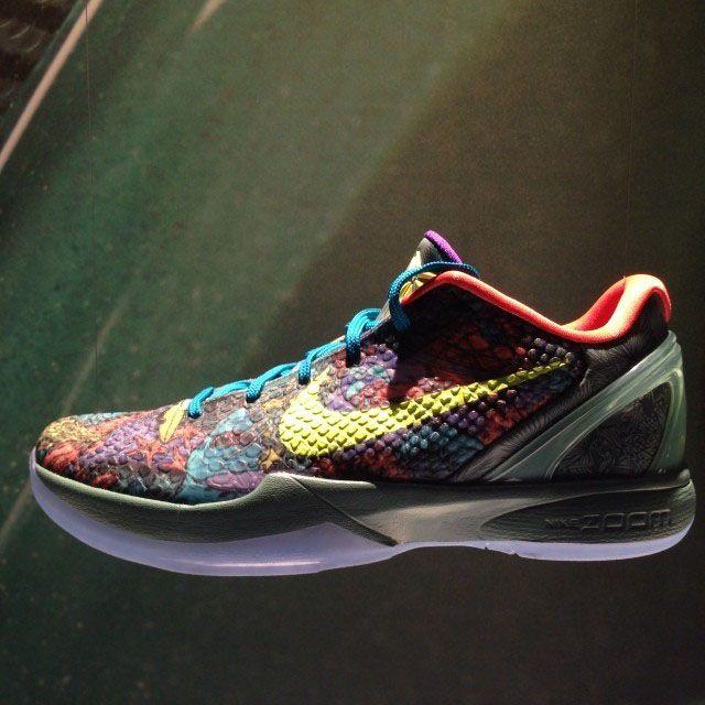Nike Kobe 6 Prelude First