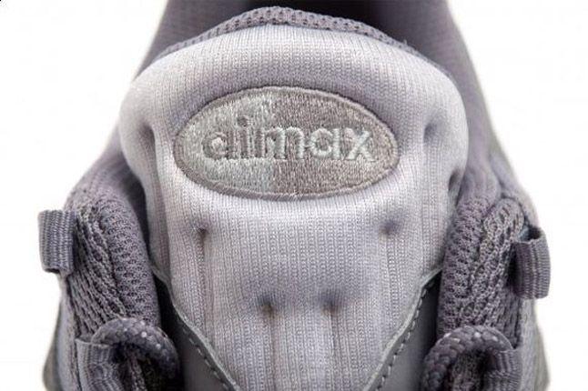 Nike Air Max 95 Wolf Grey Tongue 1