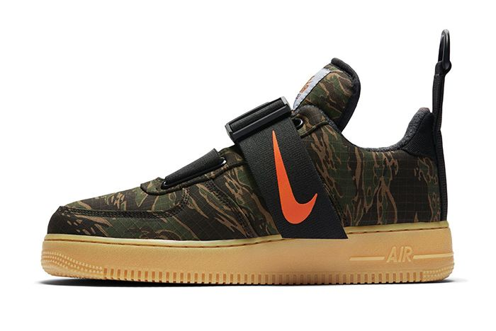 Carhartt Wip Nike Air Force 1 Low Utility Camo 2