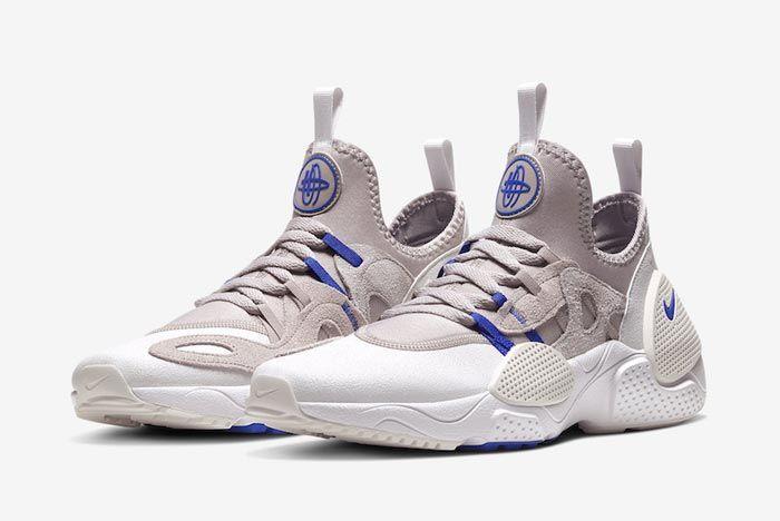 Nike Huarache Edge Txt Suede Pair